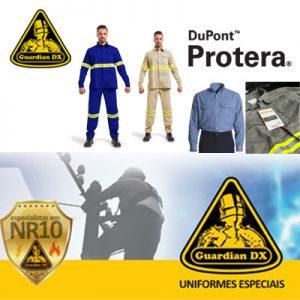 Guardian Uniformes NR10
